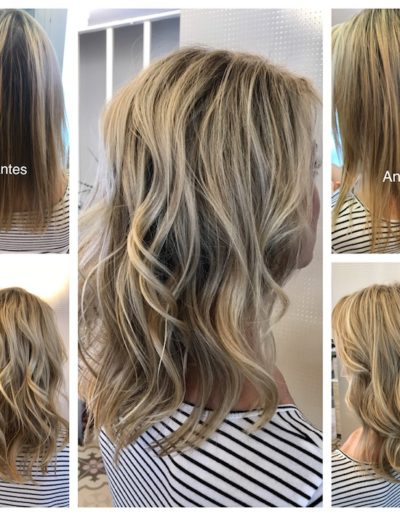 arreglo de color y mechas