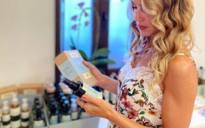 Cuidar el cabello con Secretos del Agua
